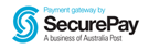 Payment gateway by SecurePay