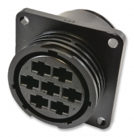 7 POS FEM CPC HSG SQ. FLANGE - Click for more info