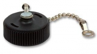 SHELL 23 METAL CAP WITH CHAIN - Click for more info