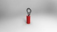 PIDG RING  RED - Click for more info