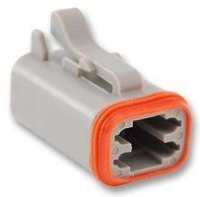 4 POS DEUTSCH PLUG - Click for more info