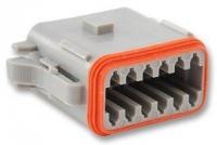 12 POS DEUTSCH PLUG A KEY - Click for more info