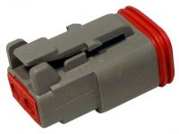 2 POS DEUTSCH PLUG - Click for more info