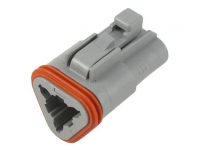 3 POS DEUTSCH PLUG - Click for more info