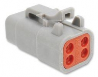 4 WAY DT CONNECTOR - Click for more info